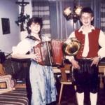 Dichtlwirt-Hausmusi, Tanja und Franzi