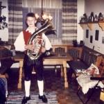 Mein erstes Bariton 1988