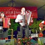 Osserwinkl Trio live...