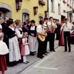 Erste Hochzeit beim Stegerbräu in Radstadt