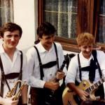 """""""Pöhamer Tanzlmusi"""" 1982 – 1984"""