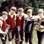"""Ein beliebtes Ensemble – das """"Bischofsmützenecho"""""""