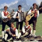 """Beim """"Bischofsmützenecho"""", nun als Klarinettist"""